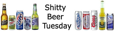 shitty beer tuesday